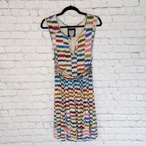 Anthropologie Maeve Sennebec Sleeveless Dress S
